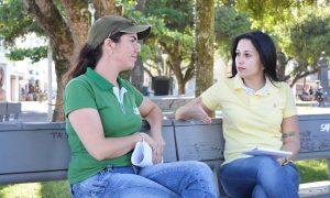 Interview von Conoec-Brasil über Blindenführhund-Ausbildung